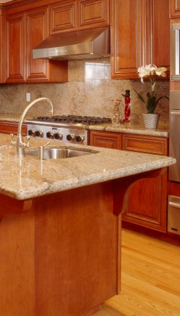 What Do Granite Countertops Look Like