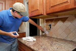 Kitchen Remodeling with Granite