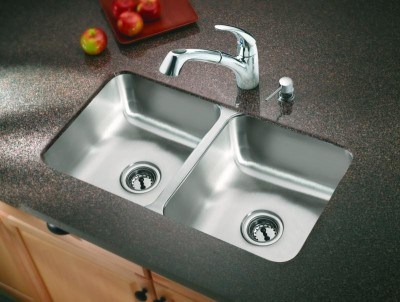 Kitchen Design Affordable Style With Camelot Undermount Sink From Moen